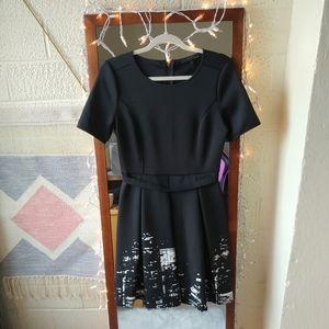 Elie Tahari Formal City Nights Dress
